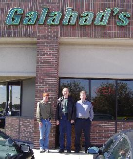 Galahad's Cafe and Spirits
